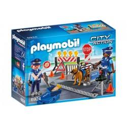 PLAYMOBIL CONTROL DE...