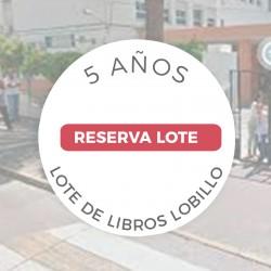 Reserva Lote Infantil 5...
