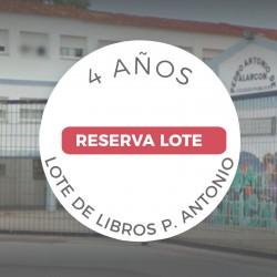Reserva Lote Infantil 4...
